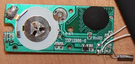 American Innovative Klip! Timer PCB
